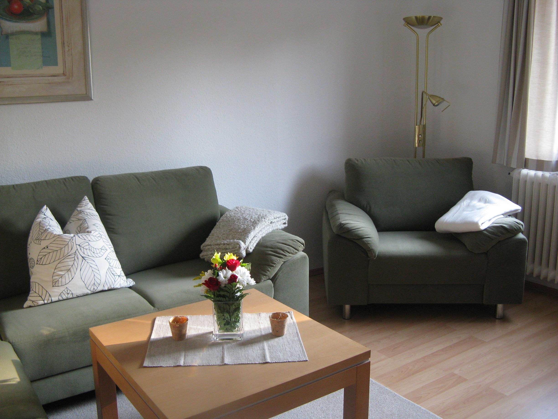 haus wohnzimmer oben:Haus BeLa auf Amrum » Wohnung 4